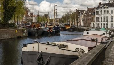 Noorderhaven Groningen, The Netherlands