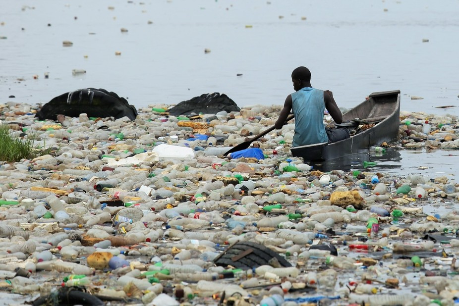 Floating waste