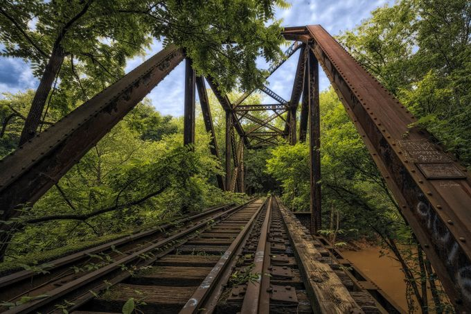 Over taken by ryanshanahan - Empty Railways Photo Contest