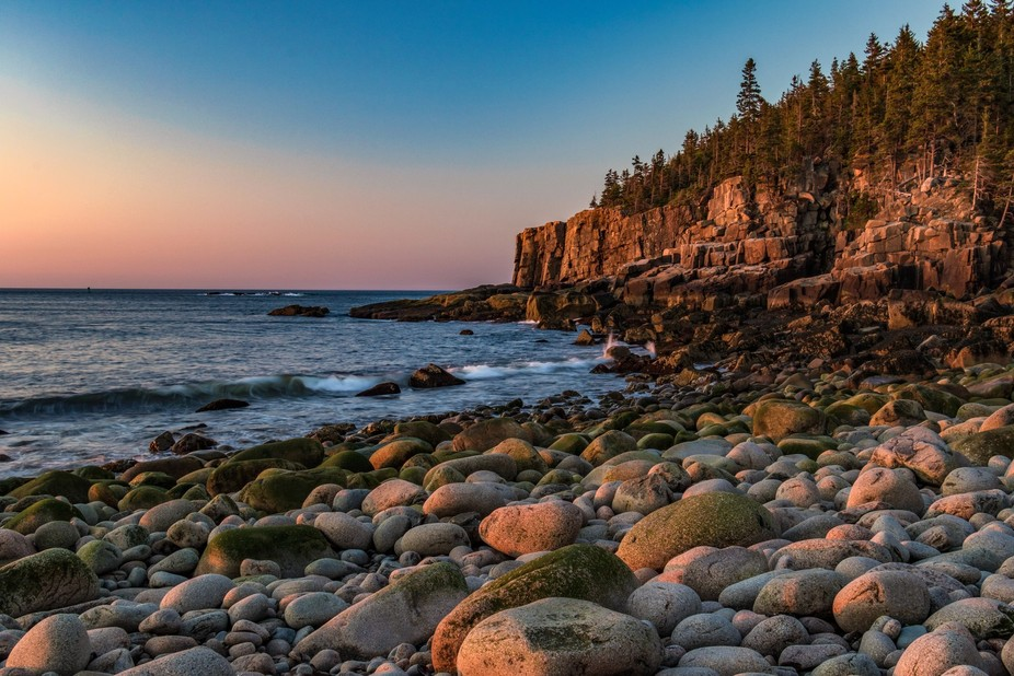 Acadia National Park June 8, 2017