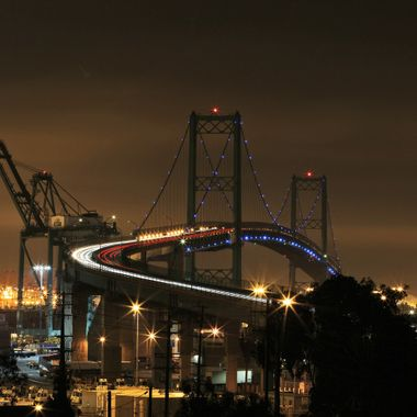 Vincent Thomas Bridge, LA Harbor IMG_7371