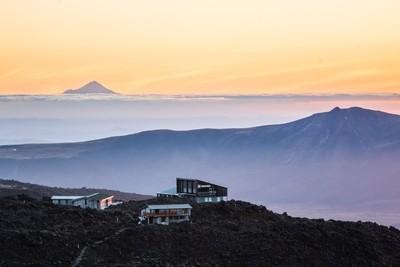 Mount Ruapehu Cabin