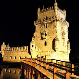 "Located next to the Tagus river estuary, the 16th century Belém Tower is not only one of the ""ex libris"" of Lisbon, but also a symbol of the..."