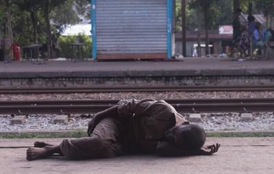sleeping doesn't need wealth