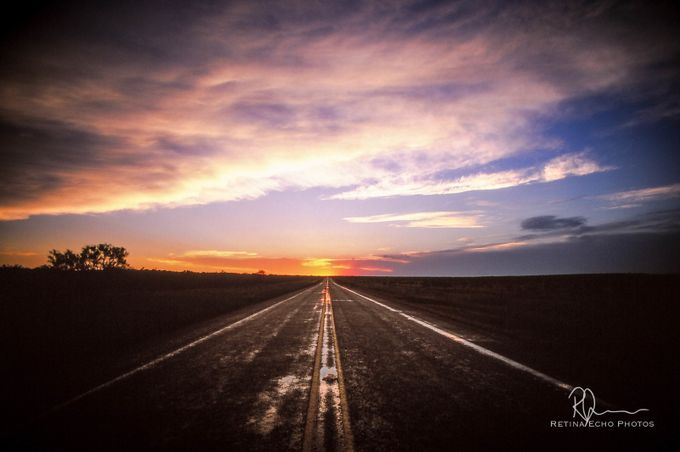 Forever by RetinaEcho - Composition And Leading Lines Photo Contest