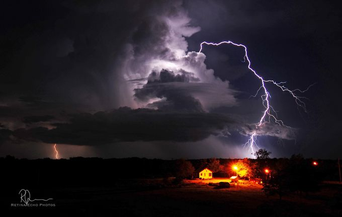 Night Spark by RetinaEcho - A Storm Is Coming Photo Contest