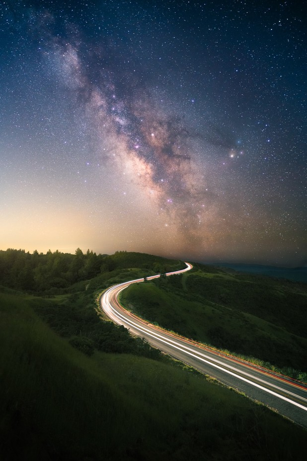 Lightspeed by ianchen0 - Composition And Leading Lines Photo Contest