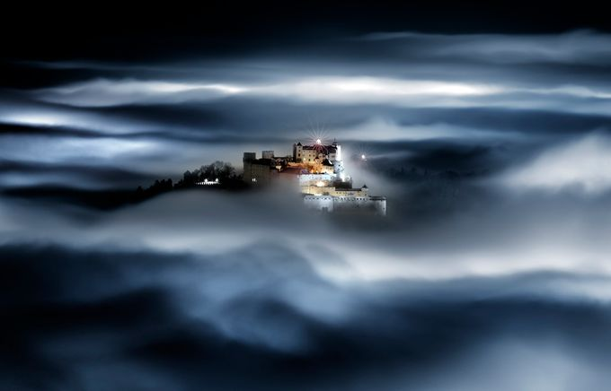 castle in the sky by bernhardgeier - Covers Photo Contest Vol 40