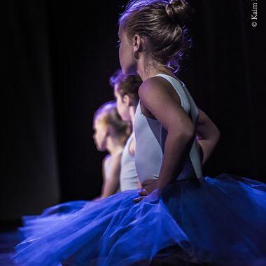 Dancing Ballet in Belgium