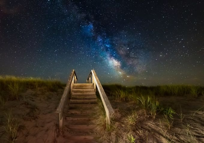 Climb to the Milky Way (1 of 1) by katelecates - Capture The Milky Way Photo Contest