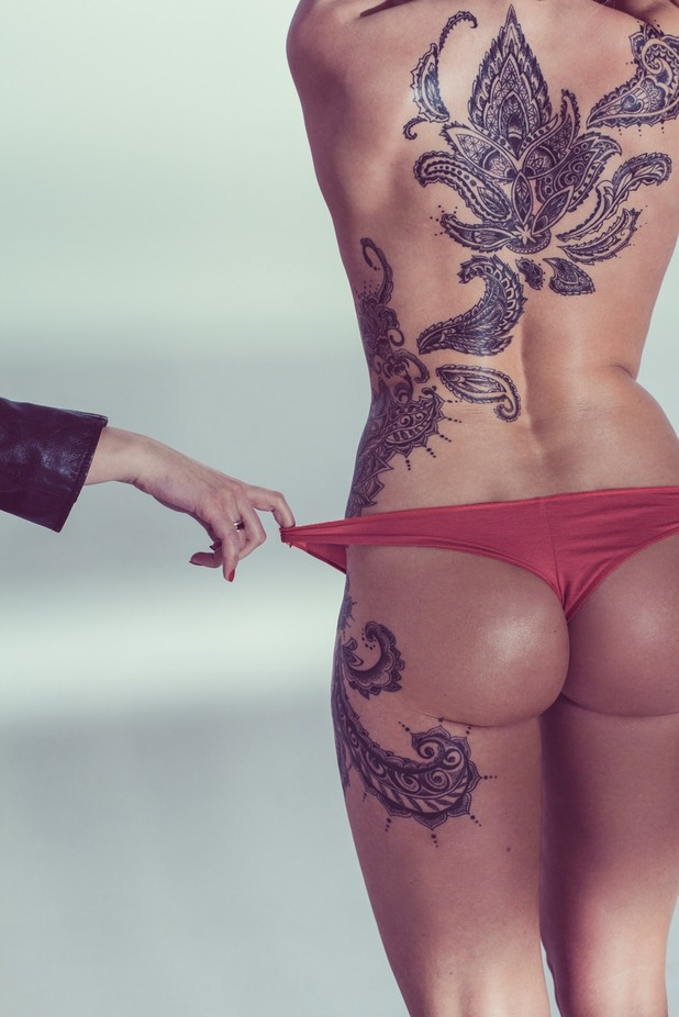 Svetlana by ilyablinov - Capture The Back Photo Contest
