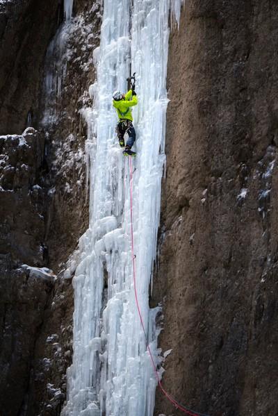 Treading on thin ice