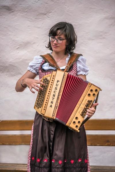 Traditional music in Bolzano