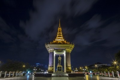 Monument Of The King