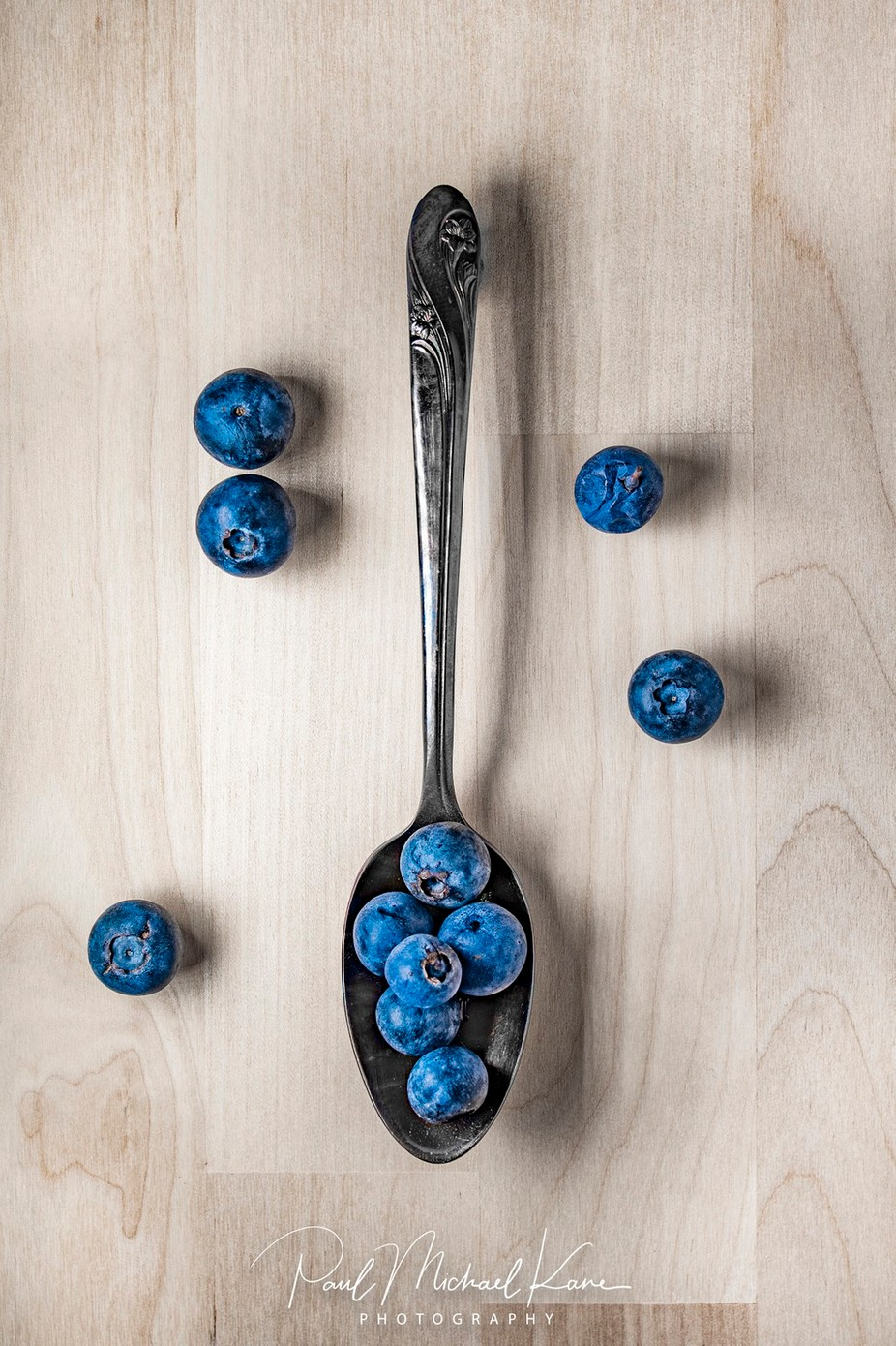 Blueberries by pmkane - Delicious Photo Contest