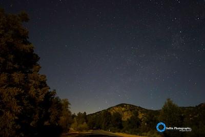 """Stars On The Long Dark Highway"""