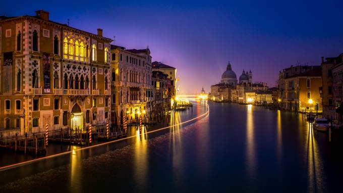 Venice in colour by Jtrojer - My Favorite City Photo Contest