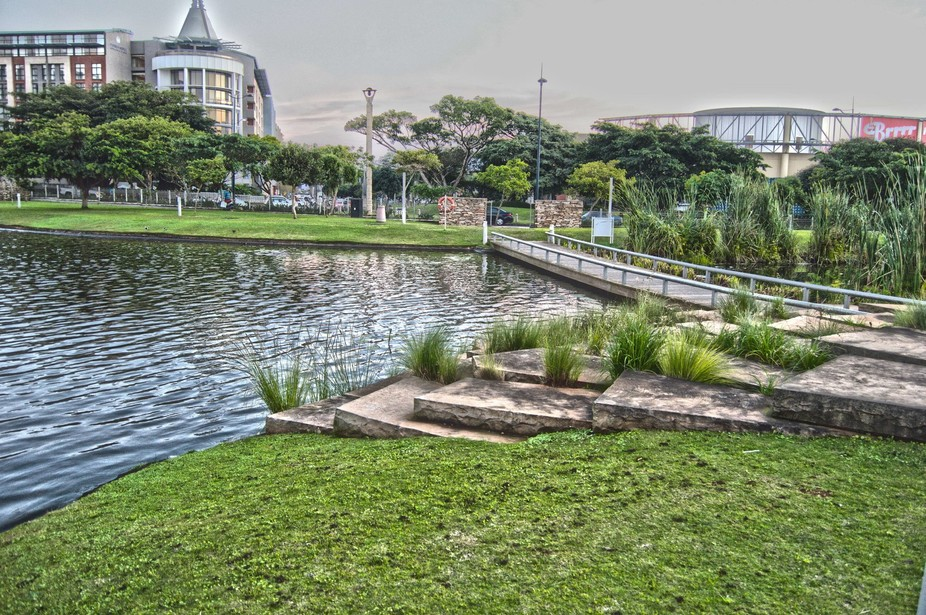 Park in Durban, South Africa