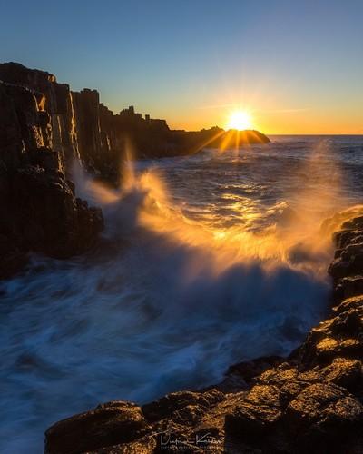 Sunrise at Bombo