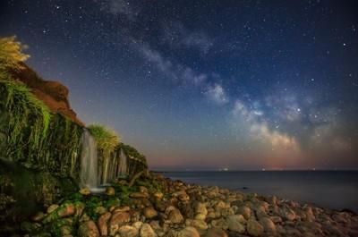 Night in Dorset