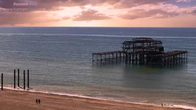 West Pier, Brighton UK