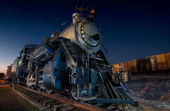 20+ Photographers Share Their Love For Trains