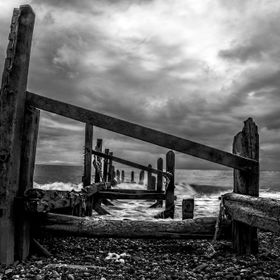 Maryport Broken Pier