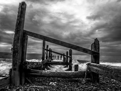 Maryport Broken Pier