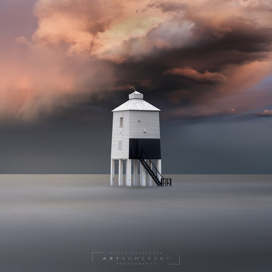 Lighthouse by artursomerset - Compositions 101 Photo Contest vol4