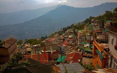 Beautiful Houses of Sikkim