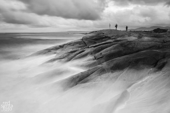 Place of magic by maxrittner - The Water In Black And White Photo Contest