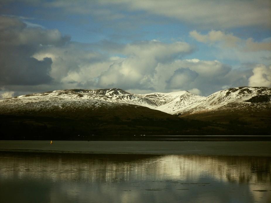 A scottish winter