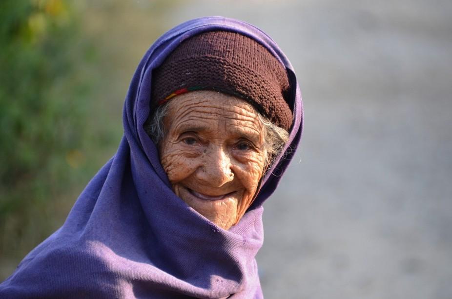 Nepalese Matriarch