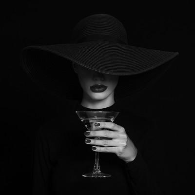 The Martini glass.