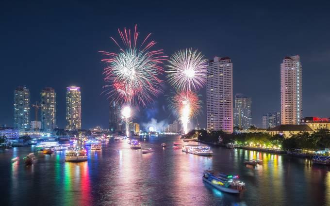 Capture Fireworks Photo Contest Winner