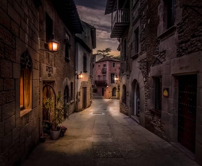 Poble Espanyol by olesteffensen - Monthly Pro Vol 33 Photo Contest