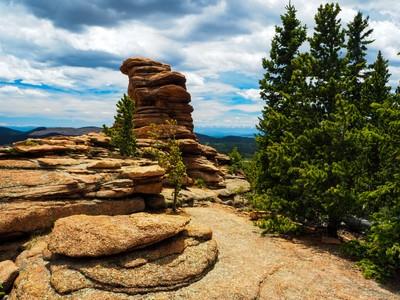 Large Stack at Pancake Rocks