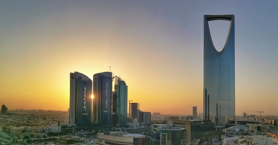 view of kingdom tower