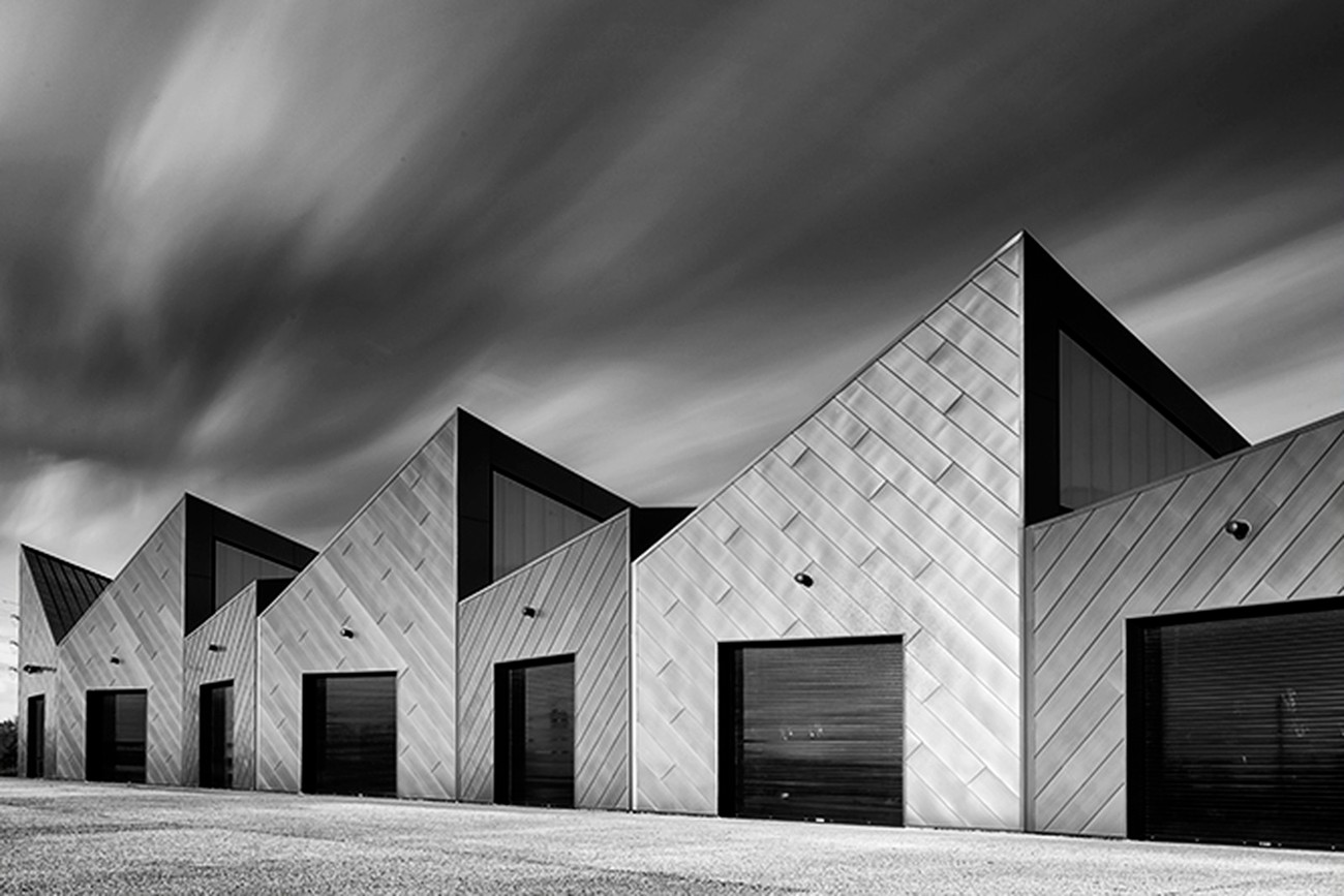37 Geometrical Shots Of Cool Architecture
