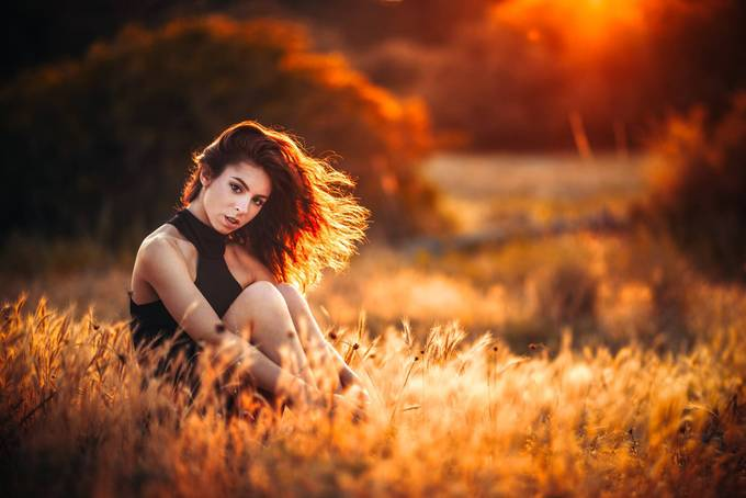 Giulia by lucafoscili - One With Nature Photo Contest
