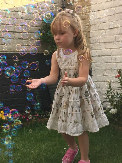 Catching bubbles