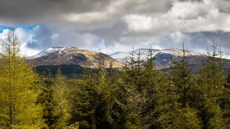 Galloway Forest, Scotland