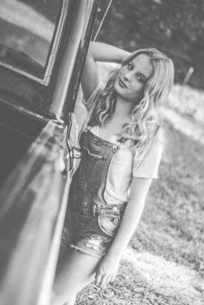 Country in black and white
