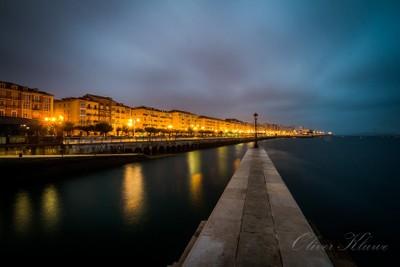 Santander at Dawn