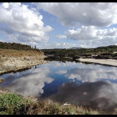 Reflection  #fitzgeraldrivernationalpark #fitzgeraldcoast #southeastwesternaustralia #westernaustralia #westernaustraliagoldfields #thisiswa #waisbest #greatoutdoors #hiking #exploringaustralia #westernaustralianphotographer #westernaustralianphotography