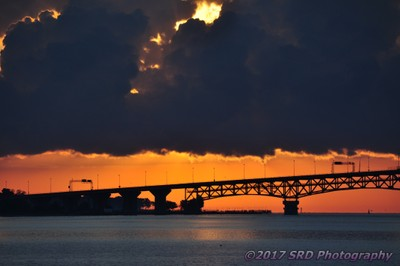 Bridge over the river York