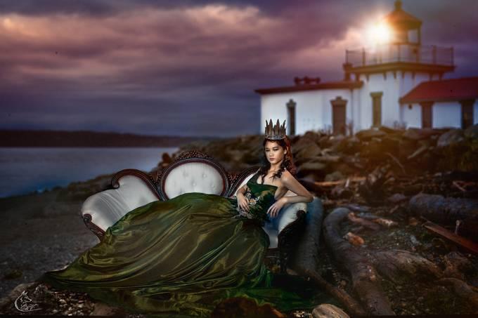 Ocean Queen by EdiV_Photography