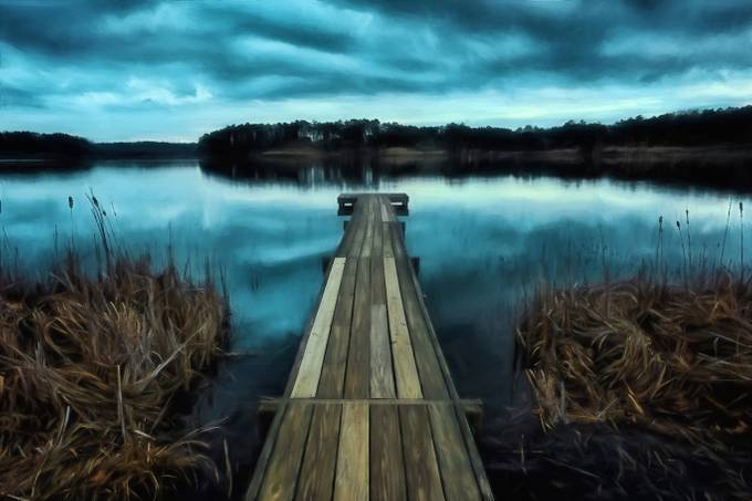 Cauble Landing  by DGriffiths - Promenades And Boardwalks Photo Contest