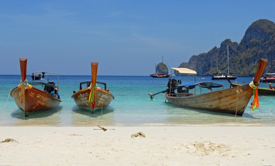 Phi-Phi Island4, Thailand
