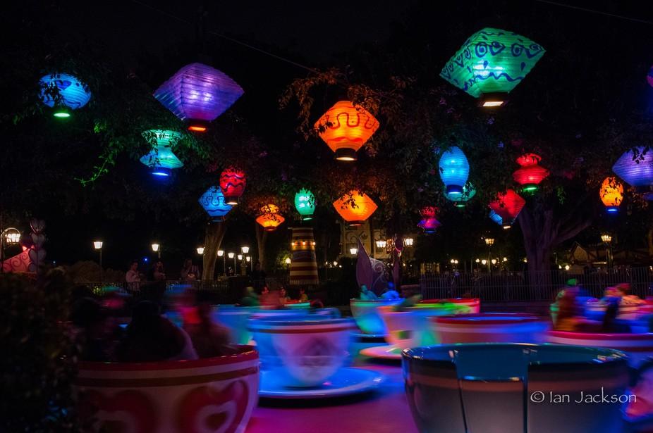 Teacups at night-1
